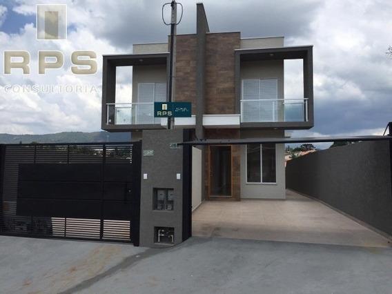 Casas Sobrados Novas Para Venda Em Atibaia. Jardim Do Lago- Atibaia. - Ca00539 - 33692971