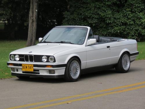 Bmw 325i E30 Convertible 1992