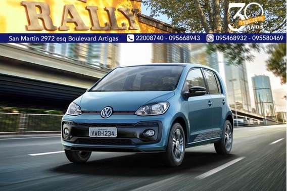 Volkswagen Up 0km Todas Sus Versiones
