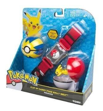 Pokemon Cinturão De Ação Belt - Tomyt19220