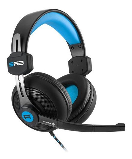 Auricular Gamer Sharkoon Rush Er2 Con Micrófono Colores Sk-