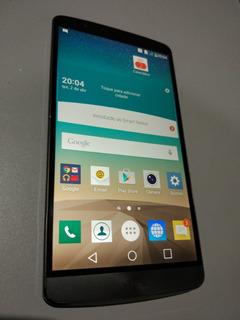 Smartphone Lg G3 D855p Em Ótimo Estado Com Nota Fiscal