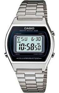Relógio Unissex Casio Vintage Digital B640wd-1avdf (3294)