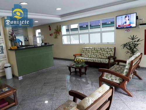 Sala, 35 M² - Venda Por R$ 186.000,00 Ou Aluguel Por R$ 700,00/mês - Vila Guiomar - Santo André/sp - Sa0462