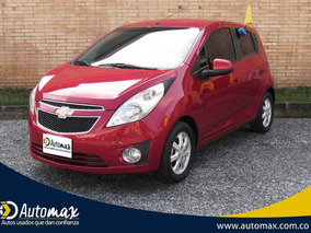 Chevrolet Spark Gt Full, Mt 1.2