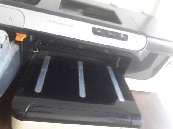 Impre Hp Officejet Pro 8000 C/ Bulk E Cabeça : Com Defeito
