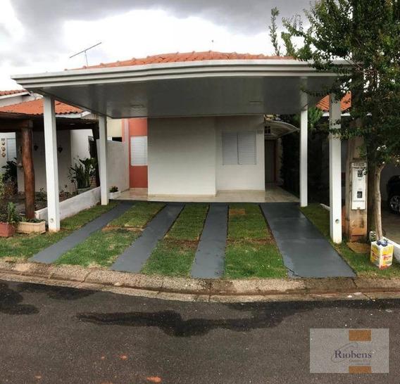 Casa 2d Pque Liberdade Ii Em Sjrpreto-sp, 70m² R$235mil Ac. Financiamento - Ca1177