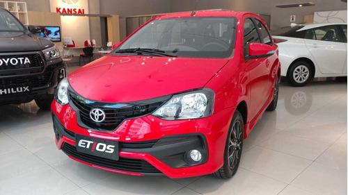 Toyota  Etios Xls 6m/t 5p My21