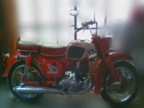Honda Dream 1965