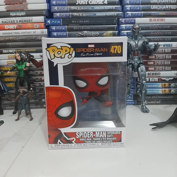 Figura Funko Pop Original Spider Man Far For Home