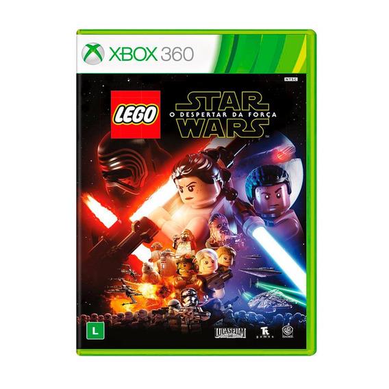 Game Xbox 360 Lego - Star Wars : O Despertar Da Força