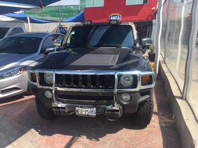 Hummer H3 5.3 T Alpha Pick Up Mt 2010