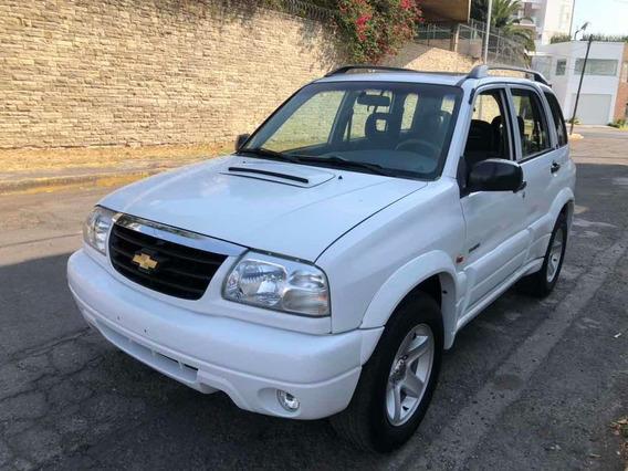 Chevrolet Tracker B Cd Suv Aa Ee 4x2 Mt 2005