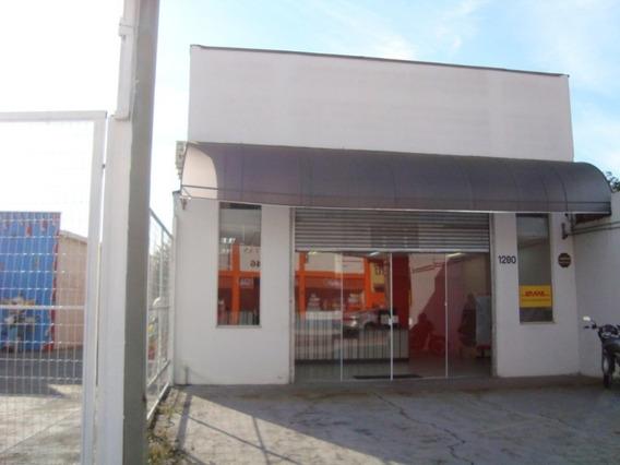Galpão Av Independencia 374m2 Pronto Para Seu Negócio