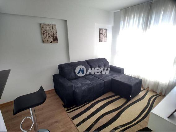 Apartamento Com 1 Dormitório À Venda, 41 M² Por R$ 227.779,00 - Pátria Nova - Novo Hamburgo/rs - Ap1457