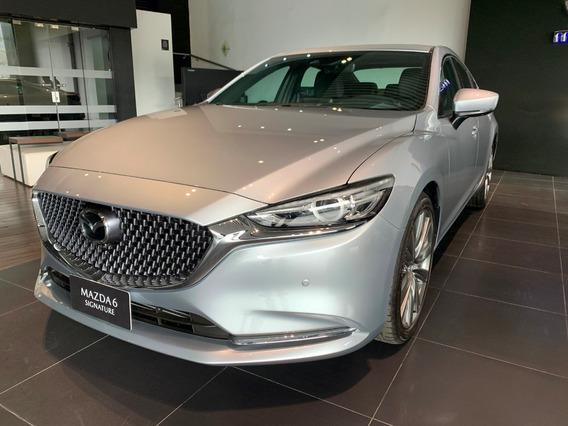 Mazda 6 Signature Cuero Nappa 2020 - 0km