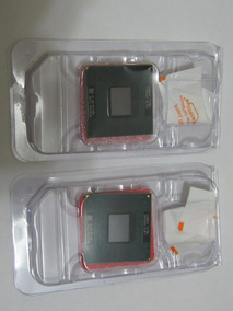 Intel Core 2 Duo T7700 Cache 4mb 2.40ghz 800mhz (2unidades)