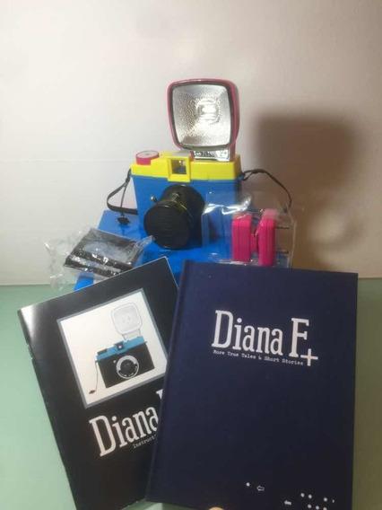 Camera Lomo Diana F+