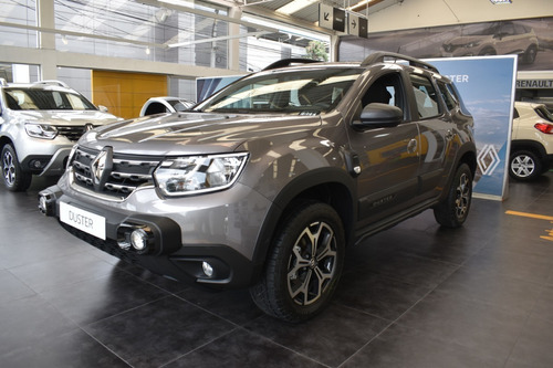 Nueva Renault Duster Outsider 4x4