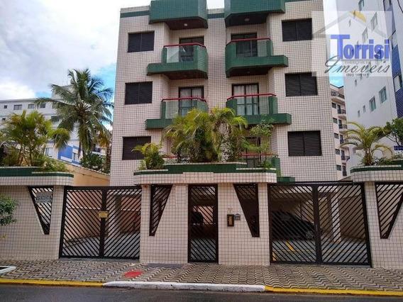 Apartamento Em Praia Grande, 02 Dormitórios, Caiçara, Ap1869 - Ap1869