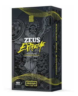 Zeus Extreme Pré Hormonal / Testosterona - Iridium Labs