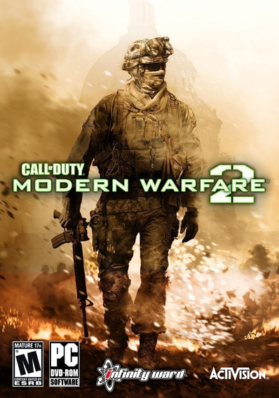 Call Of Duty 6: Modern Warfare 2 - Gamep/pc Frete Baixo