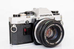 Câmera Analógica Olympus Om-10