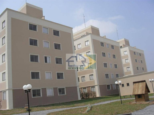 Apartamento Duplex Com 3 Dormitórios À Venda, 93 M² Por R$ 210.000,00 - Vila Urupês - Suzano/sp - Ad0002
