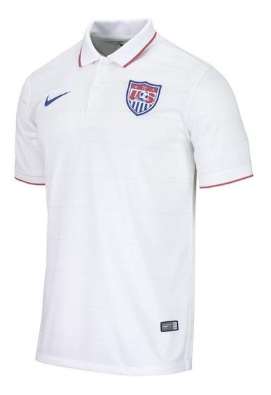 Camisa Futebol Seleção Estados Unidos Usa Eua Nike Copa 2014