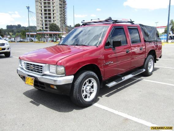 Chevrolet Luv Tfr Mt 2300cc Aa 4x2