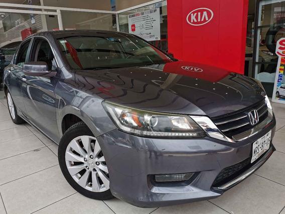 Honda Accord 2014 4p Exl Sedn L4/2.4 Aut