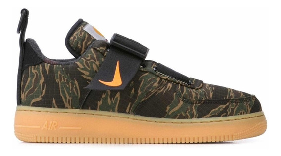 Tênis Nike Air Force 1 Utility Low Premium X Carhartt Wip