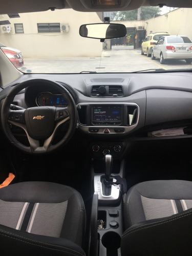 Chevrolet Spin Active 2016