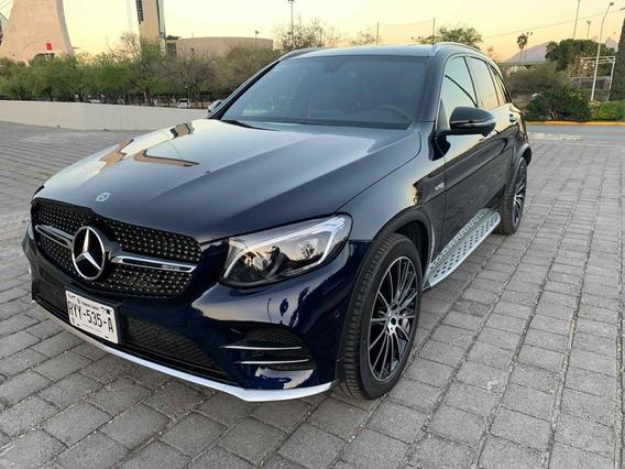 Mercedes-benz Clase Glc Glc 43 Amg