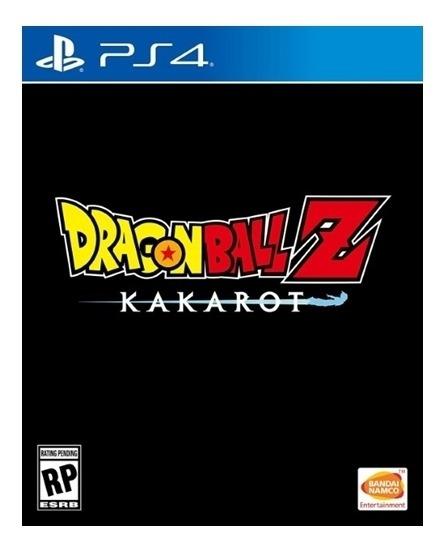 Dragon Ball Z: Kakarot - Ps4 Lacrado