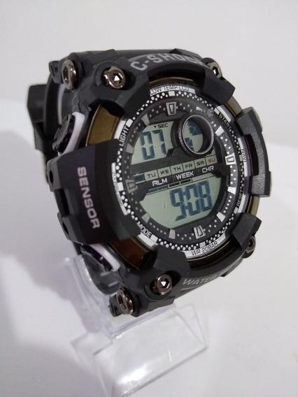 Relógio C Shock Digital Esportivo A Prova D Água!!