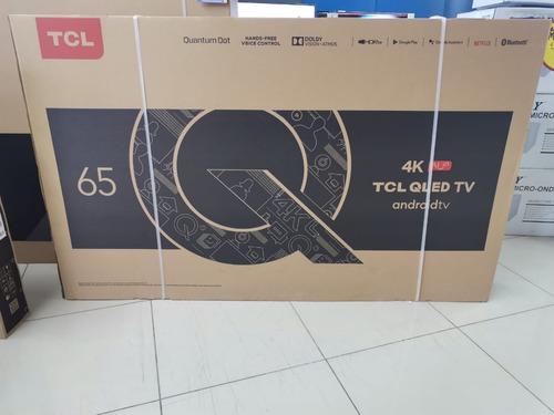 Pantalla Tcl® 65/qled Modelo (65c7151) Nueva En Caja