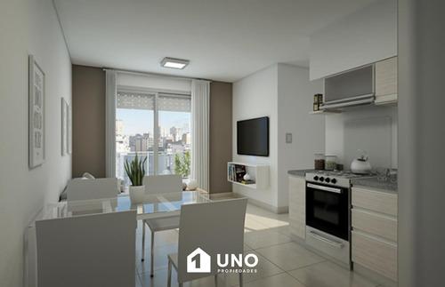27 De Febrero Y Buenos Aires - Dpto De 1 Dormitorio Externo. Posibilidad Cochera.