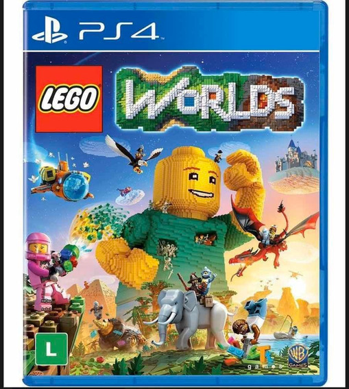Lego Words Ps4
