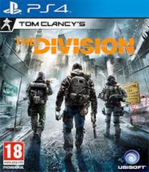 Tom Clancys The Division Ps4 Digital // Envio Rapido