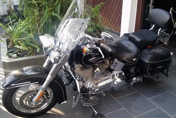 Harley-davidson Heritage Softail 2009 11800 Km