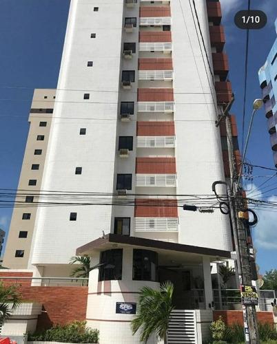 Apartamento Em Manaíra, João Pessoa/pb De 125m² 3 Quartos À Venda Por R$ 489.000,00 - Ap982897