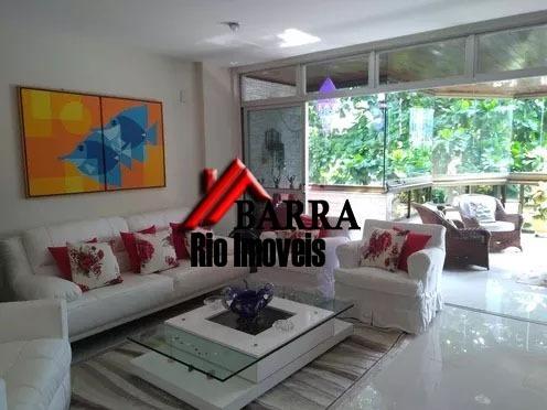 Apartamento A Venda 3 Quartos Jardim Oceanico Barra Da Tijuca - Ap00060 - 34315922