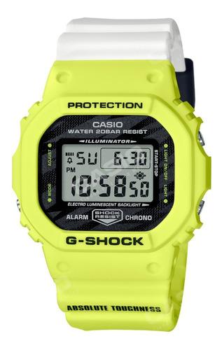 Imagen 1 de 5 de Reloj Casio G-shock Youth Dw-5600tga-9