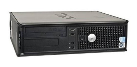 Cpu Dell Optiplex Core 2 Duo 2gb Ddr2 160gb + Monitor
