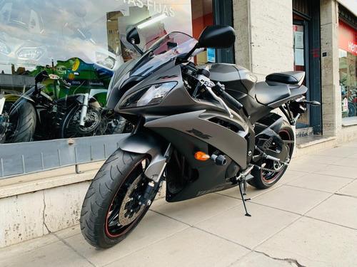 Yamaha R6 2011 Patentada Y Rodada 2017