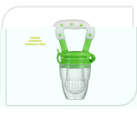 Chupeta Alimentadora 6meses Verde