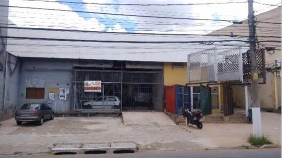 Galpão Em Butantã, São Paulo/sp De 852m² Para Locação R$ 13.000,00/mes - Ga272512