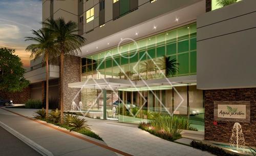 Imagem 1 de 11 de Apartamento No Edifício Aquajardim, No Centro De Londrina. - Mi1223