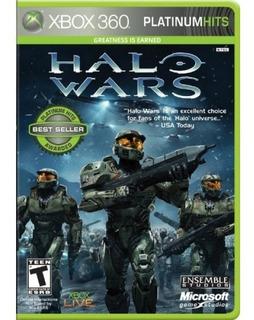 Halo Wars - Xbox 360 (éxitos De Platino)